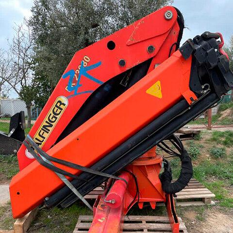 Grúa Articulada Palfinger Pk 23080